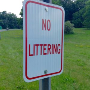 States with Littering Penalties