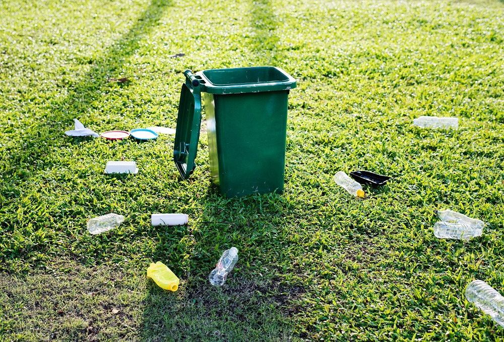 Governments Should Enforce Anti-Littering Laws
