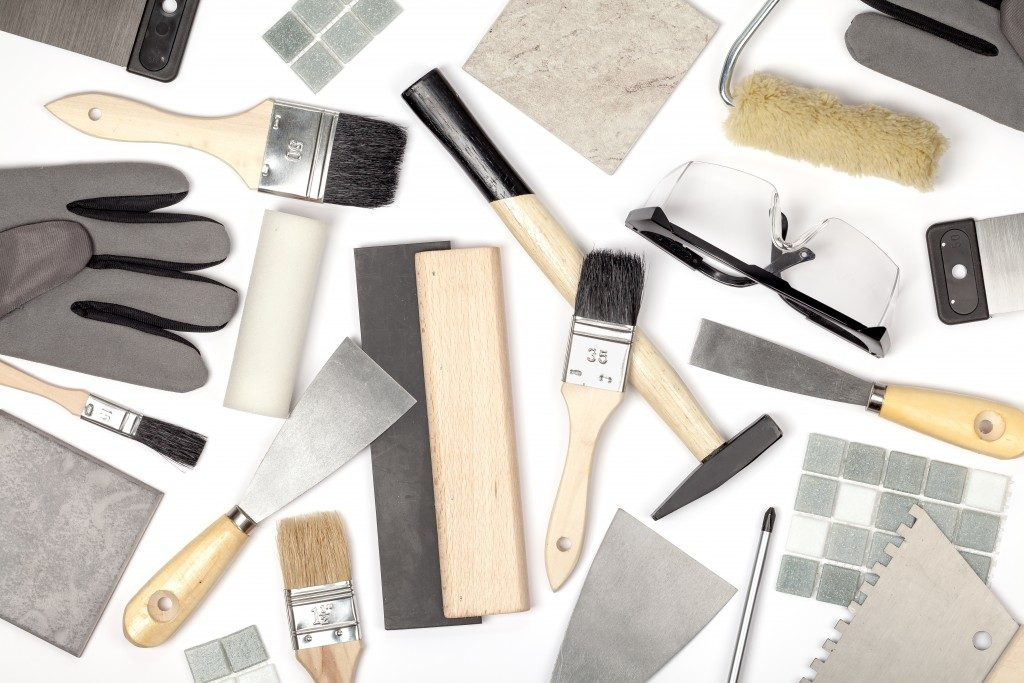 Tools for home interior redesigning