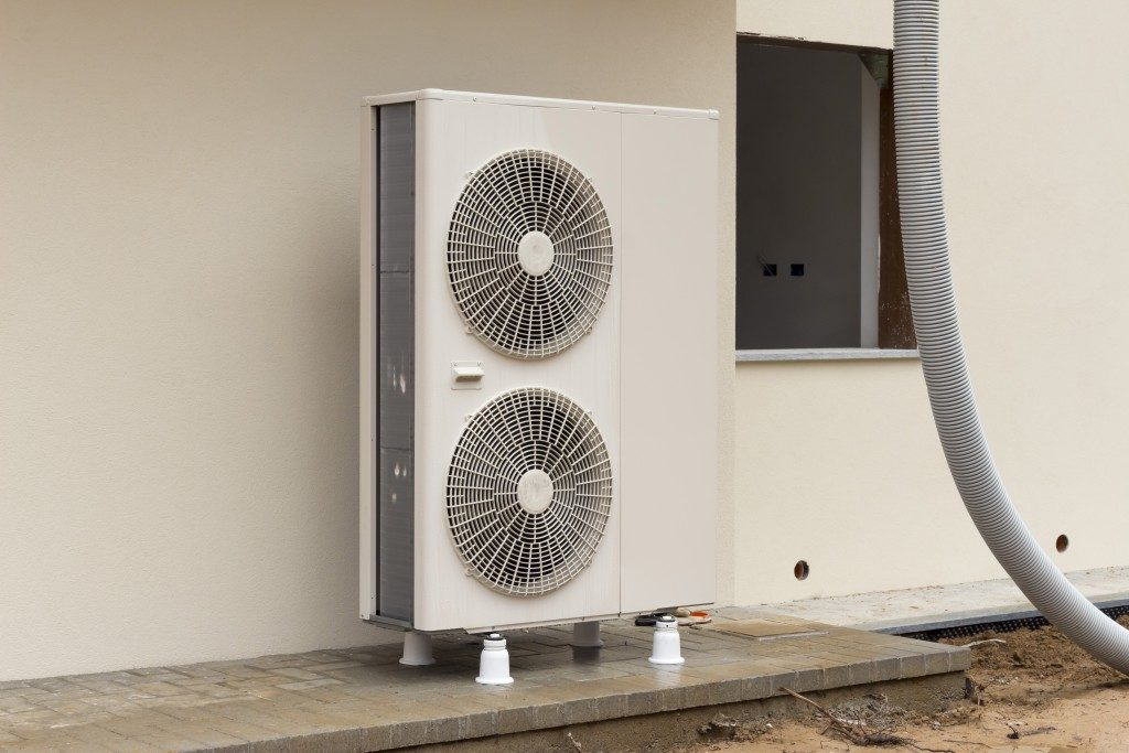 Heat pump for residential home