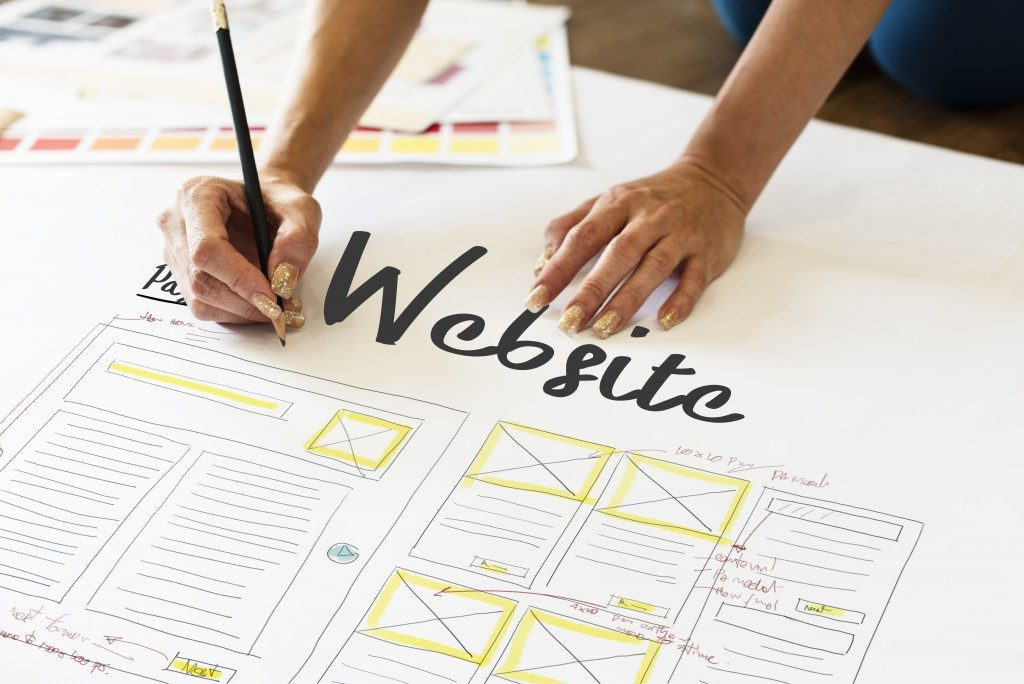 Designing your website from scratch