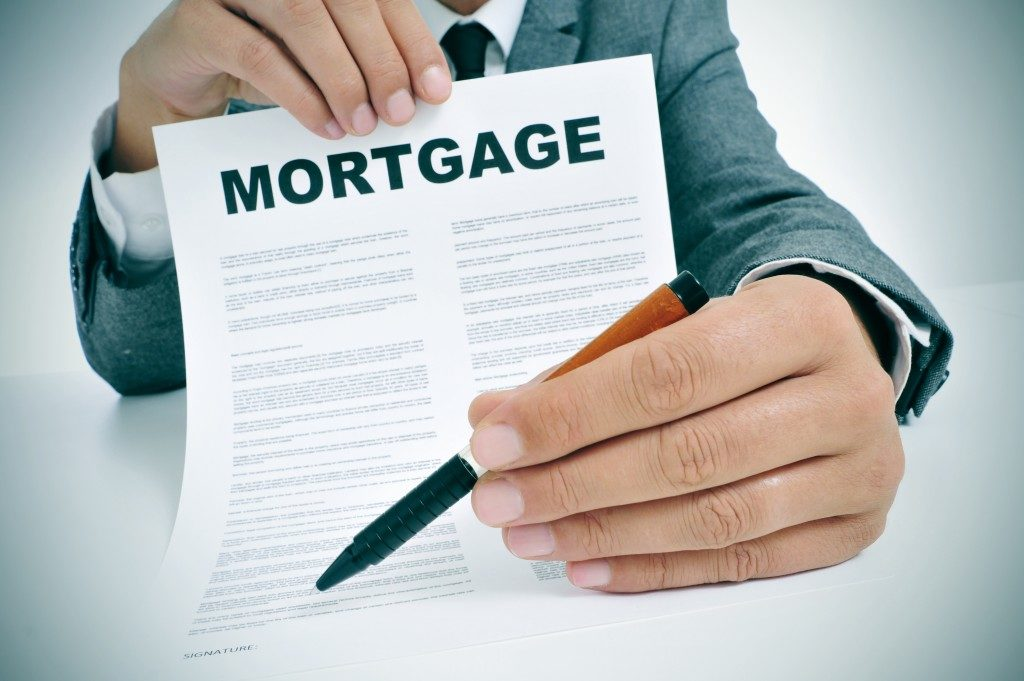 Mortgage contracts and pen
