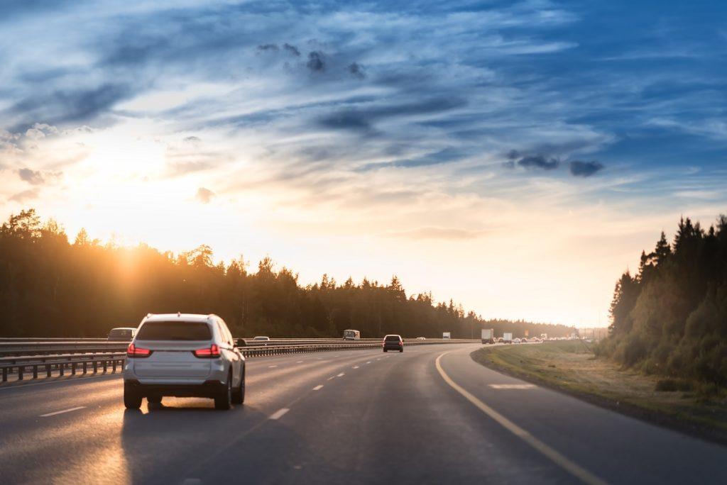 freeway road