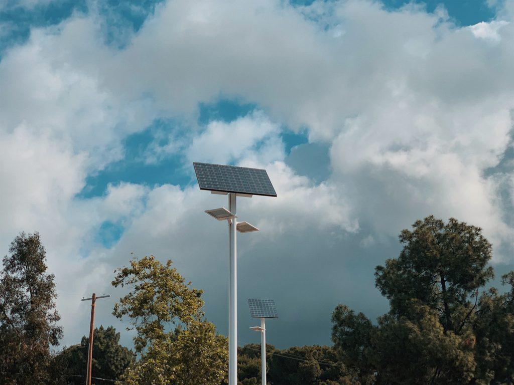 solar-powered-lamp-post